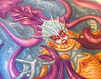 """Colaboració LIBRETA VIAJERA """"Sirenas"""" de Progetto 7LUNE"""