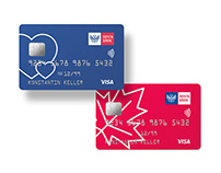 Brand new credit cards for Pochta Bank