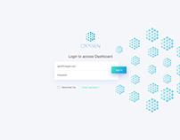 UX/UI Management tasks platform