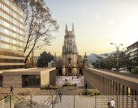 Proyecto de Grado- Lourdes: Entre Ejes y Pasajes.