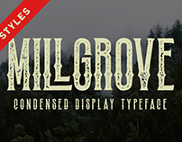 Millgrove - Condensed Display