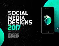 Social Media Designs 2017