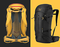 Salewa Mountaineering Packs
