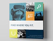 Living-Learning Community Brochure