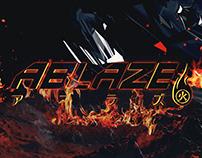 Ablaze - Branding