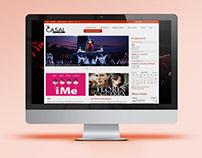 Página web Wordpress El Casal d'Olesa