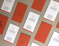 Identidade visual - Sharon Hasbani Arquitetura
