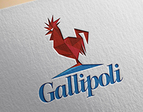 Gallipoli logo design