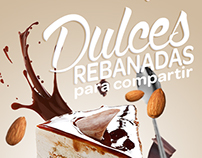Rich's Cakes POP Branding