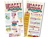 Happy Hour Menu - Cafe Fiore