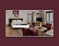 Redesign Hotel Page // Hotel DAWIN