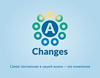 A-Changes. Фирменный стиль