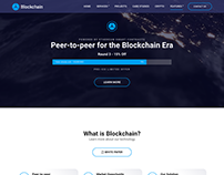 Cryptocurrency WordPress Theme for ICO Advisor