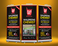 Rollup Designs For Wallgreens