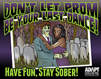 Don't Let Prom Be Your Last Dance!