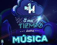 DJ HOMMIE - Branding