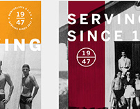 Northcliffe SLSC Visual Identity