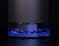 Samsung- PureAir Dehumidifier