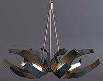 3d model Corona Pendant [HUBBARDTON FORGE]