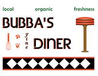 Food Menu and Branding