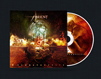 Ashent - Deconstructive CD Packaging Design
