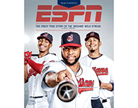 ESPN The Magazine MLB Playoff Preview