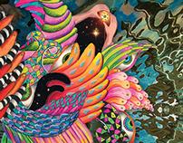 VEKA - Album Cover Art