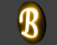 3d BitCoin Design