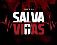 Identidade Visual Igreja Salva Vidas