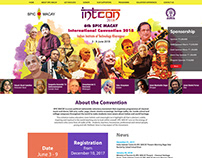 Spic Macay - International Convention 2018 Home Page
