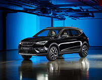 New Seat Arona with Amazon Alexa