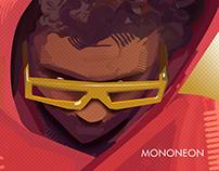 MONONEON X EbSynth