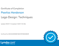 Logo Design: Techniques Certificate