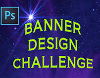 Photoshop Banners