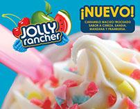Lanzamiento sprinkles de Jolly Rancher
