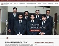 Usman Habib Law Firm