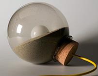 Esposta Sand Lamp