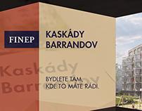 FINEP Kaskády Barrandov