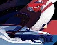 Lexus in Universe
