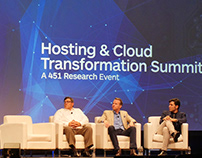 Hosting & Cloud Transformation Summit - 451 Research