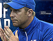 2016 Kentucky ITA Men's Tennis Regional Awards