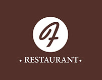 Feeling Restaurant / Corporate Identity