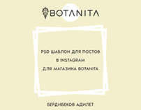Social Media Banners for Botanita