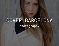 COVER BARCELONA. Fashion photography
