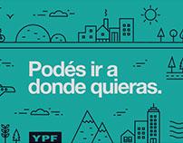YPF identity