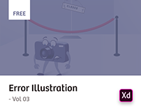 Error Illustrations - Vol 03