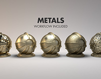 Material Studies: Metals