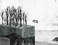 2018 Nominated, Bologna Illustators Exhibition