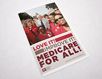 NNU Medicare For All Brochure