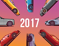 Cars of 2017